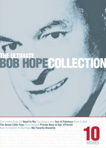 The Ultimate Bob Hope Collection (The Great Lover / How to Commit Marriage / The Lemon Drop Kid / My Favorite Brunette / Paris Holiday / The Private Navy of Sgt. O'Farrell / Road to Bali / Road to Rio / The Seven Little Foys / Son of Paleface) -