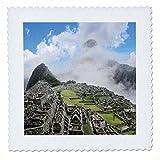 3dRose QS 87071_ 1Peru, Machu Picchu, alte Stadt der