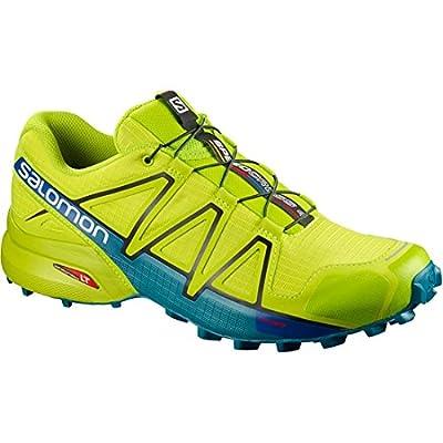 Salomon Men''s Speedcross 4 Trail Running Shoes