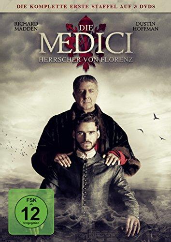 Die Medici: Herrscher von Florenz - Die komplette erste Staffel [3 DVDs]