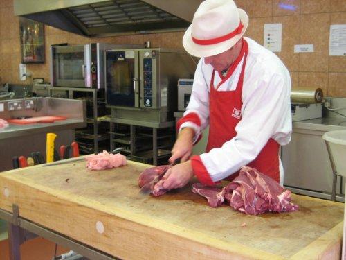 plantilla de plan de negocios para la apertura de un servicio de carnicero del mercado de carne en español!