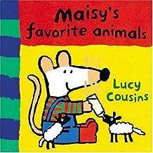 Maisy's Favorite Animals (Maisy Books)