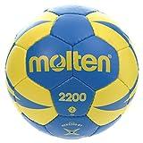 Molten H2X 2200pour Femme by Ballon, Bleu/Jaune, 2