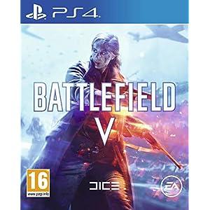 JEU Consolle EA Battlefield V PS4