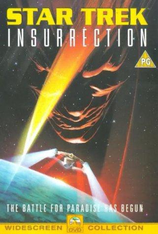 Star Trek Insurrection - Dvd  1999