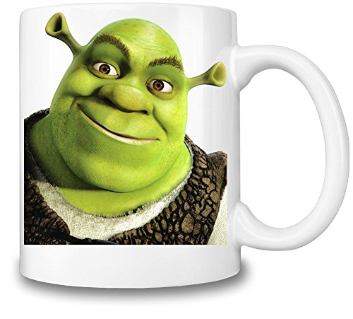 Cute Shrek Becher-Schale (Shrek-kaffee-tasse)