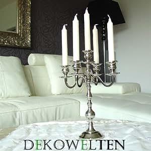 Kerzenständer, 5-armig, Höhe 35 cm