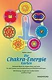 Die Chakra-Energie-Karten. Buch und 154 Karten: Heilende Worte für Körper, Geist und Seele. Für alle Formen von Energieheilung und Reikibehandlungen. ... der Großen Göttin und Ihrer Engel