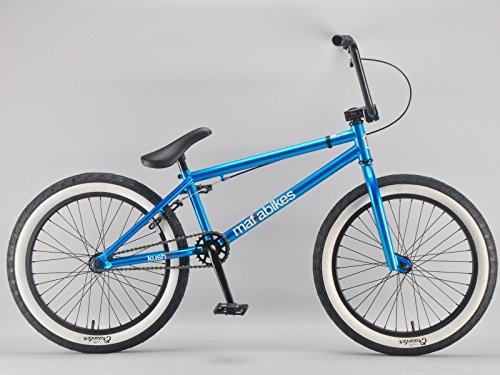 517N7HhiKjL - Mafiabikes Kush 2 20 inch BMX Bike TEAL