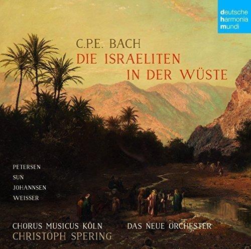 Bach:Die Israeliten in der WUS [Import Allemand]