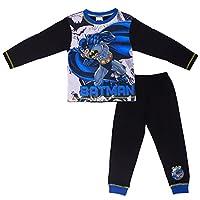 DC Comics Official Licensed Kids Batman Pyjamas Age 4-10 Years PJ Sleepwear Nightwear