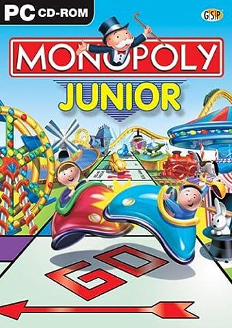 Junior Monopoly [UK Import] (Junior Board)