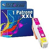 PlatinumSerie® 1x Druckerpatrone XXL TE2433 Magenta kompatibel zu Epson Expression Photo XP-55 XP-750 XP-760 XP-850 XP-860 XP-950 XP-960