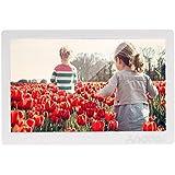 Galleria fotografica Andoer 13 TFT LED Cornice digitale Ad Alta Risoluzione 1280 * 800 Pubblicità Macchina MP3 MP4 di Film Sveglia...