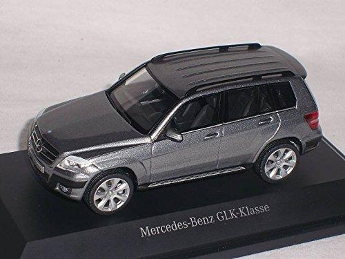 Preisvergleich Produktbild mercedes Benz Glk Silber Grau 1/43 Schuco Modellauto Modell Auto SondeRangebot