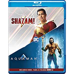 Shazam! & Aquaman (2-Disc)