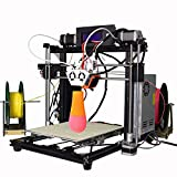 Athorbot Dual Extruder 3D Printer,Diy 3d printers kit, 24V Prusa i3 Print Single/