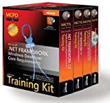 MCPD Self-Paced Training Kit (Exams 70-536, 70-526, 70-548): Microsoft® .NET Framework Windows® Developer Core Requirements (Bpg General)