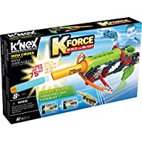 Price comparsion for Best Selling K'nex K Force Mini Cross Blaster Gun - Childrens Building Toy Suitable For 8+ Present Idea For Xmas or Birthday