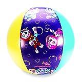 Swim Ways - 6043772 - Paw Patrol Beachball, aufblasbarer Wasserball mit Paw Patrol Design