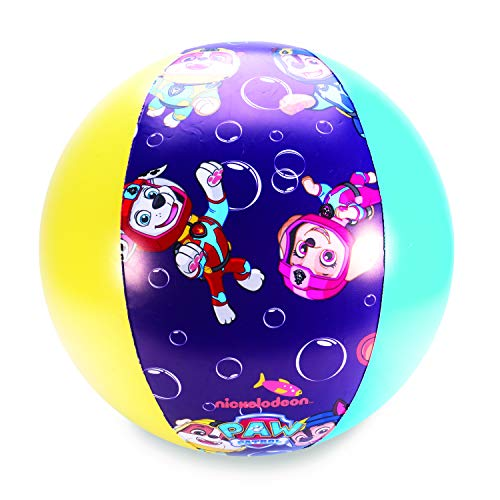 Swim Ways - 6043772 - Paw Patrol Beachball, aufblasbarer Wasserball mit Paw Patrol Design Preisvergleich