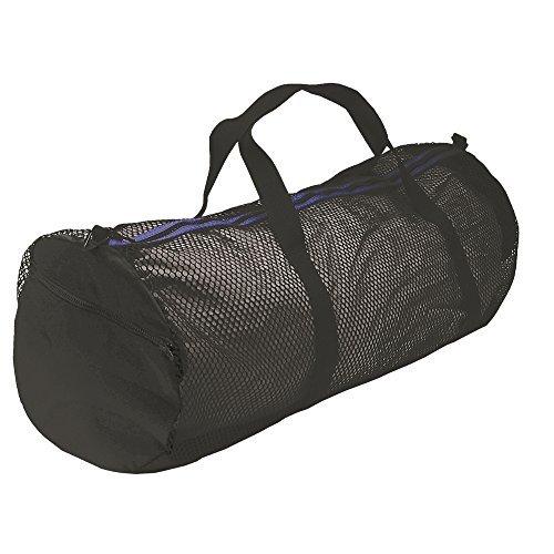 Innovative Heavy Duty Large Mesh Duffel Bag by Innovative Scuba Concepts -