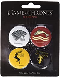 Game Of Thrones - Set B Pins (Sdthbo27365)