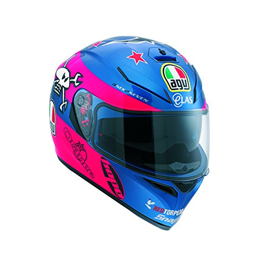Casco Agv K-3 Sv Guy Martin Pink ROSA T-ML