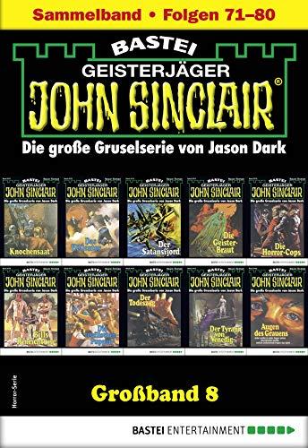 John Sinclair Großband Horror-Serie: