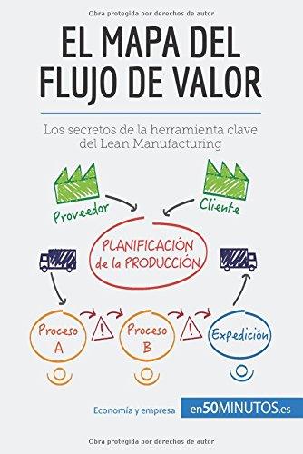 El mapa del flujo de valor: Los Secretos De La Herramienta Clave Del Lean Manufacturing