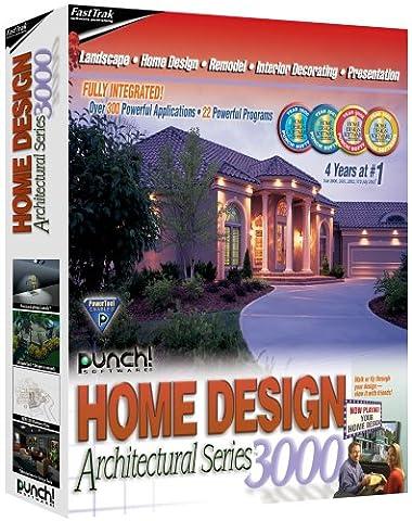 Home Design Architectural Series 3000 /PC