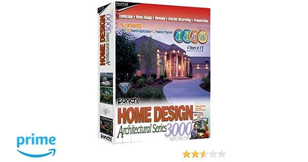 enjoyable punch home design architectural series.  Punch Home Design Architectural Series 3000 Amazon co uk Software