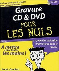 Gravure des CD et DVD Pour les Nuls