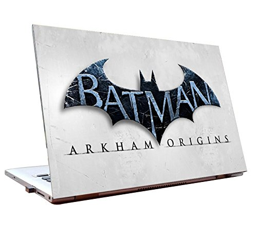 Tamatina Laptop skins 17.5 inch - Batman - Arkham Origins - Logo - HD Quality - Dell-Lenovo-HP-Acer  available at amazon for Rs.168