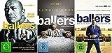 Ballers Staffel 1-3 (1+2+3) [DVD Set]