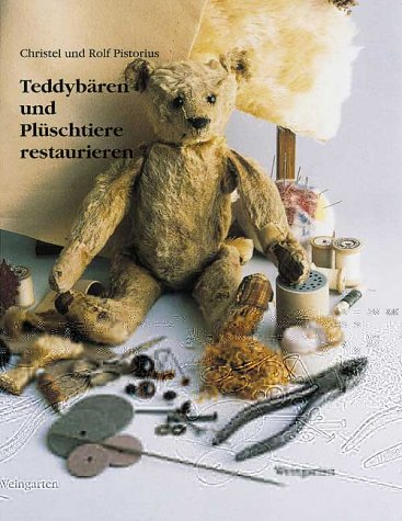 Teddybären und Plüschtiere restaurieren