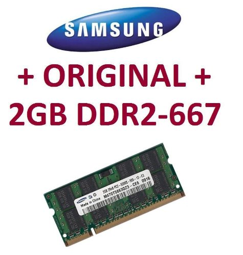 Mihatsch & Diewald / Samsung - Memory - 2GB - SO-DIMM 200-PIN...