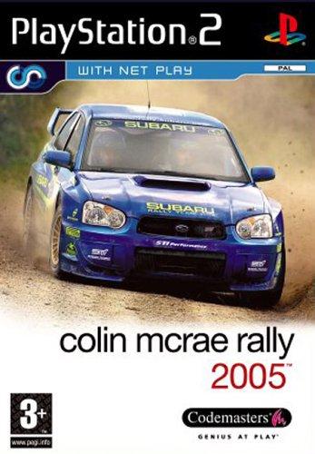 Colin Mcrae Rally 2005, usado segunda mano  Se entrega en toda España