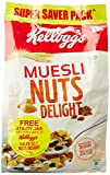 #10: Kellogg's Nuts Delight Muesli, 750g with Free Utility Jar
