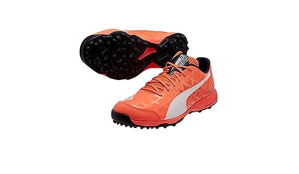 87069012c4b9 Puma Evospeed 3.4 Senior Hockey Shoes - Orange  Amazon.co.uk  Shoes   Bags