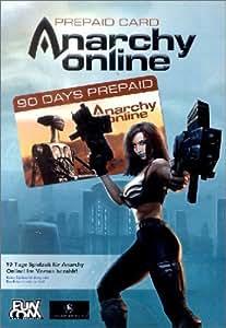Anarchy Online - Prepaid Card