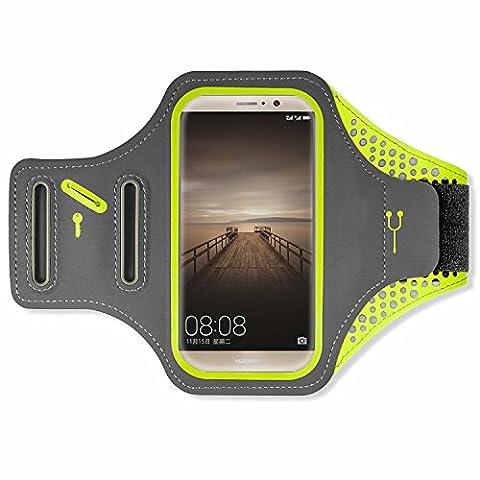 TopAce® Brassard Armband Sport pour Huawei Mate 9 pour le