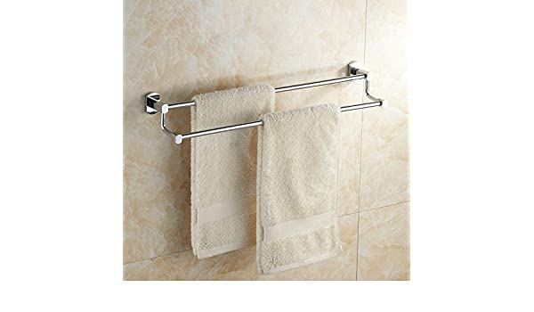 Ehtf handtuchhalter bad wand handtuchstange edelstahl badetuchhalter