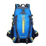 OHREX 40L impermeabile Sport Escursionismo Daypack/zaino di campeggio/ Daypack Viaggi/casual zaino per l'arrampicata all'aperto Scuola (Blue) - OHREX - amazon.it