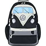 VW Collection by Brisa T1 Mochila, Negro
