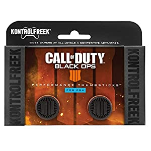 KontrolFreek Call of Duty: Black Ops 4 Performance Thumbsticks für PlayStation 4 (PS4)