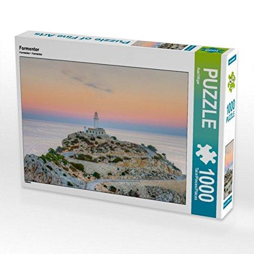 Formentor 1000 Teile Puzzle quer: Mallorca (CALVENDO Natur)