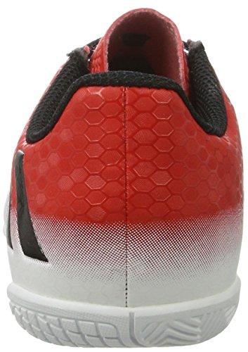 adidas Unisex-Kinder Messi 16.4 in Fußballschuhe Rot (Red/Core Black/Ftw White)