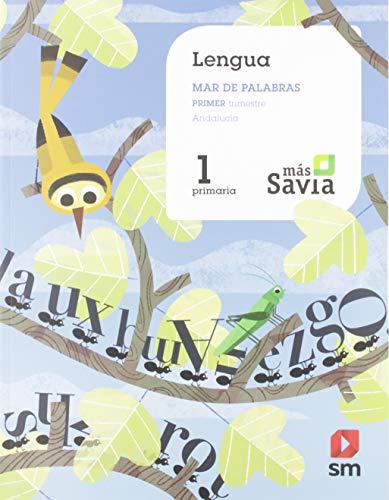 Lengua, Avanzado 1 Primaria Más Savia Andalucía