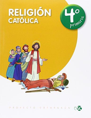 RELIGION CATÓLICA 4º PRIMARIA - 9788480774871